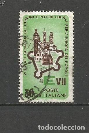 ITALIA YVERT NUM. 909 USADO (Sellos - Extranjero - Europa - Italia)