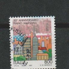Sellos: LOTE I SELLOS SELLO ITALIA. Lote 95882780