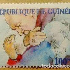 Sellos: REPUBLIQUE DE GUINEE 100FG 100 FG. Lote 85965987
