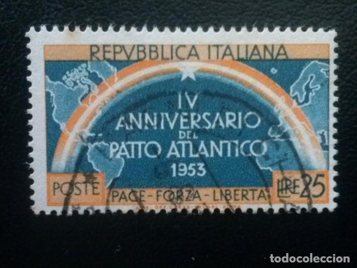 ITALIA , YVERT Nº 660 , 1953 (Sellos - Extranjero - Europa - Italia)