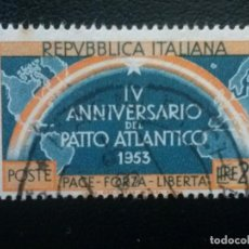 Sellos: ITALIA , YVERT Nº 660 , 1953 . Lote 87497848