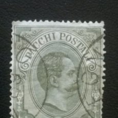 Sellos: ITALIA , PAQUETES POSTALES , COLIS, YVERT Nº 1 , 1884-86. Lote 89364676