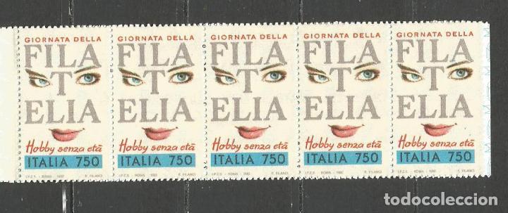 ITALIA YVERT NUM. 1975 CARNET NUEVO (Sellos - Extranjero - Europa - Italia)