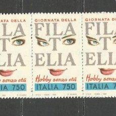 Sellos: ITALIA YVERT NUM. 1975 CARNET NUEVO . Lote 99745363