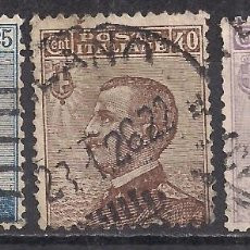 Sellos: ITALIA 1908 - USADO. Lote 101667915