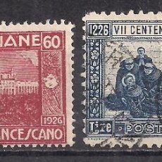 Sellos: ITALIA 1926 - USADO. Lote 101668727