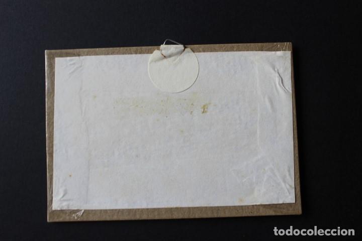 Sellos: CUADRO CON SELLOS DE ITALIA- ANDENKEN VON ROM - LISTO PARA COLGAR - NUEVO - Foto 2 - 113096903