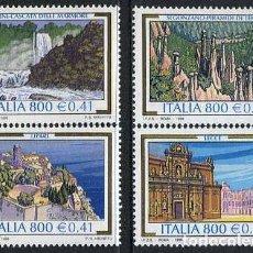 Sellos: ITALIA - TURISMO (1999) **. Lote 116410475