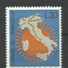 Sellos: ITALIA- SELLO NUEVO. Lote 122082303