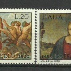 Sellos: ITALIA- SELLO NUEVO. Lote 122170343