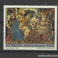 Sellos: ITALIA- SELLO NUEVO. Lote 122172747