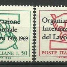 Sellos: ITALIA- SELLO NUEVO. Lote 122173147