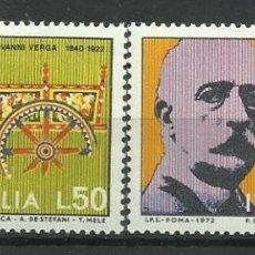 Sellos: ITALIA - SELLO NUEVO. Lote 123535447