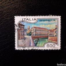 Sellos: ITALIA. YVERT 2019. SELLO SUELTO USADO.. Lote 128679988