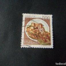 Sellos: SELLO DE ITALIA USADO EL DE LA FOTO VER TODOS MIS SELLOS NUEVOS Y USADOS. Lote 132723882