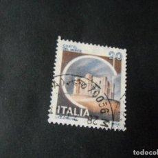 Sellos: SELLO DE ITALIA USADO EL DE LA FOTO VER TODOS MIS SELLOS NUEVOS Y USADOS. Lote 132724054