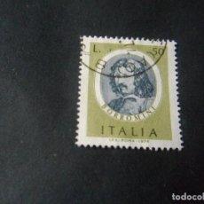 Sellos: SELLO DE ITALIA USADO EL DE LA FOTO VER TODOS MIS SELLOS NUEVOS Y USADOS. Lote 132724210