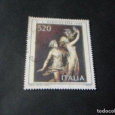 Sellos: SELLO DE ITALIA USADO EL DE LA FOTO VER TODOS MIS SELLOS NUEVOS Y USADOS. Lote 132724630