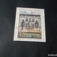 Sellos: SELLO DE ITALIA USADO EL DE LA FOTO VER TODOS MIS SELLOS NUEVOS Y USADOS. Lote 132724654