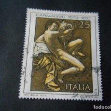 Sellos: SELLO DE ITALIA USADO EL DE LA FOTO VER TODOS MIS SELLOS NUEVOS Y USADOS. Lote 132724730