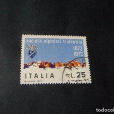 Sellos: SELLO DE ITALIA USADO EL DE LA FOTO VER TODOS MIS SELLOS NUEVOS Y USADOS. Lote 132724906