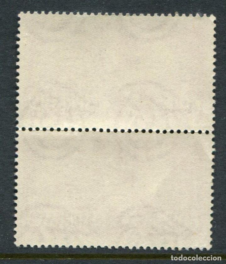 Sellos: ITALIA 1945-52 EXPRESS 60L MNH PAIR cat EURO 170 - 18/8 - Foto 2 - 144528378