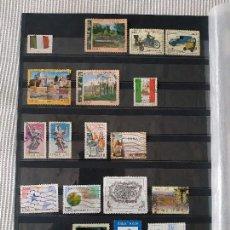 Sellos: ITALIA 197 SELLOS. Lote 144609646