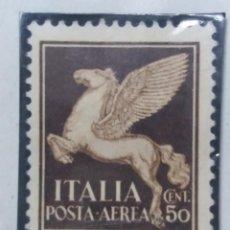 Sellos: SELLO POSTE AEREO ITALIANO.50 CENT. 1949. NUEVO.. Lote 144787070