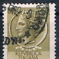 Sellos: ITALIA 1968 SELLO USADO Y 1002 MI 1262. Lote 146041406
