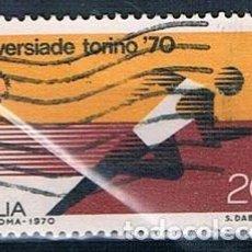 Sellos: ITALIA 1970 SELLO USADO Y 1050 MI 1312. Lote 146041506