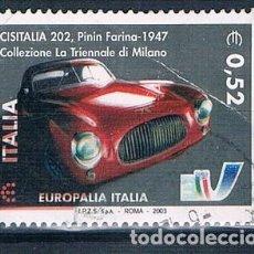 Sellos: ITALIA 2003 SELLO USADO Y 2565 MI 2928. Lote 146041562
