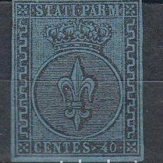 Sellos: PARMA, 1852 YVERT Nº 5. Lote 147775482