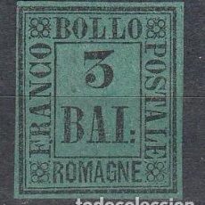 Sellos: ROMAGNE, 1859 YVERT Nº 4. Lote 147777810