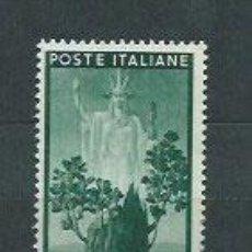 Sellos: ITALIA - CORREO 1945 YVERT 500 ** MNH. Lote 152709106