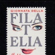 Timbres: ITALIA 1974** - AÑO 1992 - DIA DE LA FILATELIA. Lote 153348626