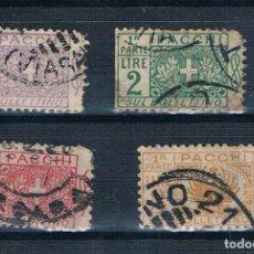 Sellos: SELLOS DE ITALIA DE 1914 SELLOS POSTALES. Lote 157483210