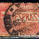 Sellos: ITALIA URGENTE IVERT Nº 6 (AÑO 1920). USADO. Lote 160397890