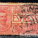 Sellos: ITALIA URGENTE IVERT Nº 9 (AÑO 1922). USADO. Lote 160398186