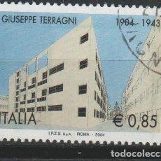Sellos: LOTE (11) SELLOS SELLO ITALIA ETAPA EURO. Lote 256146835