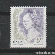 Sellos: LOTE (11) SELLOS SELLO ITALIA ETAPA EURO . Lote 160695602