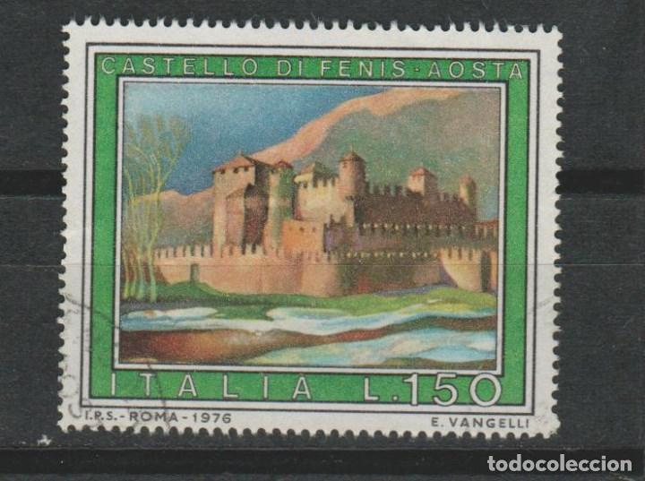 LOTE (11) SELLOS SELLO ITALIA GRAN TAMAÑO (Sellos - Extranjero - Europa - Italia)