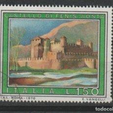 Sellos: LOTE (11) SELLOS SELLO ITALIA GRAN TAMAÑO. Lote 194984637
