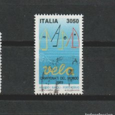 Sellos: LOTE (11) SELLOS SELLO ITALIA. Lote 162372173