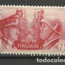 Sellos: ITALIA SELLO USADO 1941. Lote 162917146