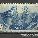 Sellos: ITALIA SELLO NUEVO * 1941. Lote 162917282