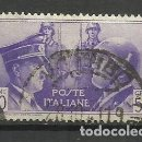 Sellos: ITALIA SELLO USADO 1941. Lote 162917426