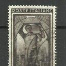 Sellos: ITALIA SELLO USADO 1950. Lote 162917942