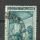 Sellos: ITALIA SELLO USADO 1950. Lote 162918050