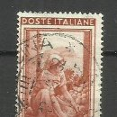Sellos: ITALIA SELLO USADO 1950. Lote 162918134