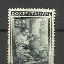 Sellos: ITALIA SELLO USADO 1950. Lote 162918450